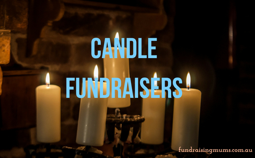 Candle Fundraising in Australia | Fundraising Mums