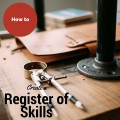 How to create a register of parent skills