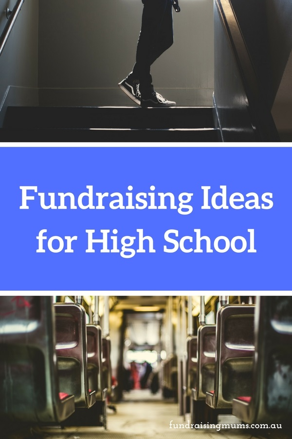 Fundraising Ideas for High School