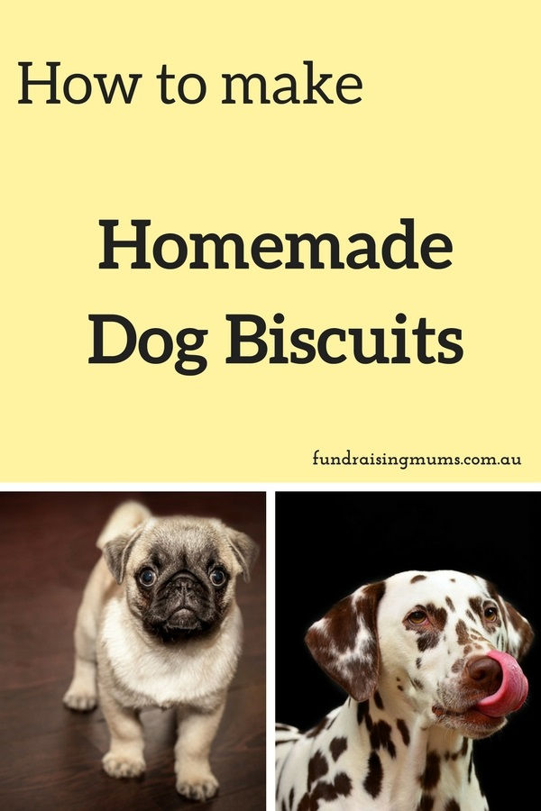 Homemade Dog Biscuits Fetes And Markets Fundraising Mums
