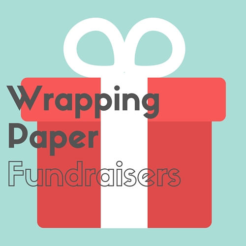 A guide to wrapping paper fundraisers in Australia | Fundraising Mums