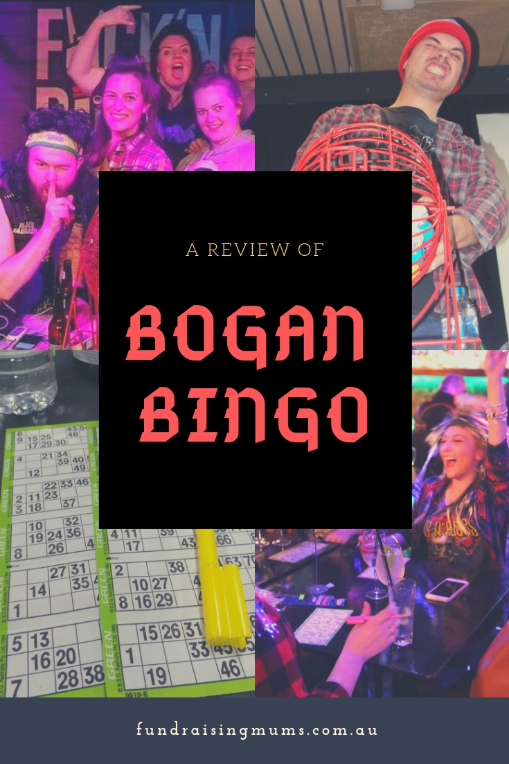 Fundraising with Bgan Bingo | Review | Fundraising Mums