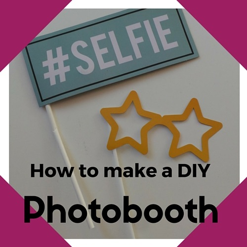 How to make a DIY Photobooth for Events and Parties | Fundraising Mums