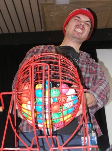 Your authentically bogan bingo host | Fundraising Mums
