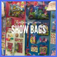 Fundraising with Show Bags