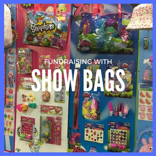 Fundraising with WA Showbags | Fundraising Mums