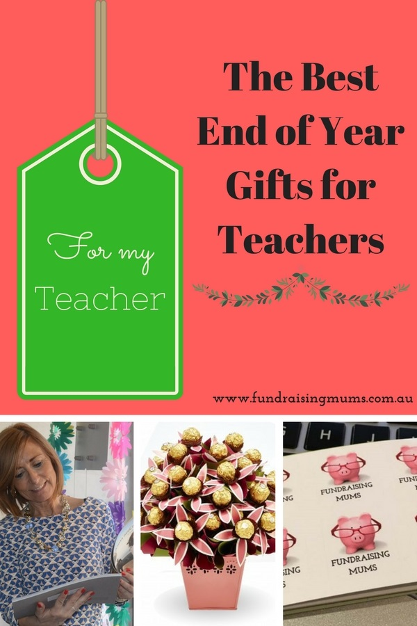 The best gifts for teachers | Fundraising Mums