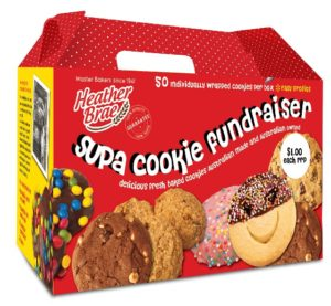 Supa cookies carry pack
