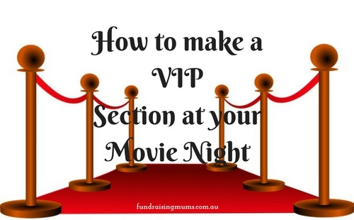 how to make a movie night