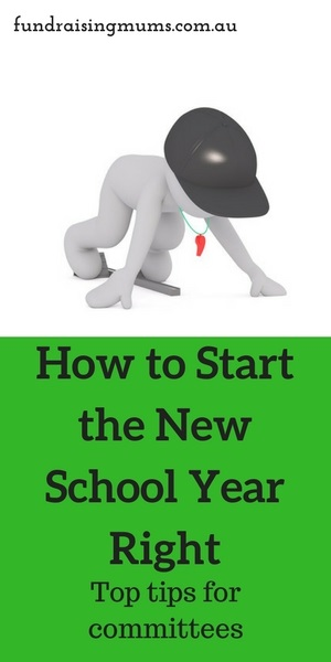 how to start a new school year