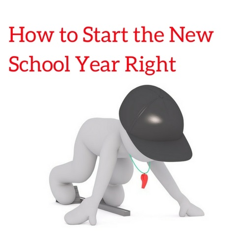 How to start the new school year right - top tips for committees | Fundraising Mums