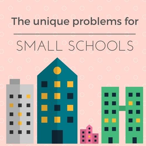 The unique problems for school schools when fundraising