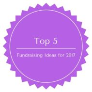 Top 5 Fundraising Ideas for 2017