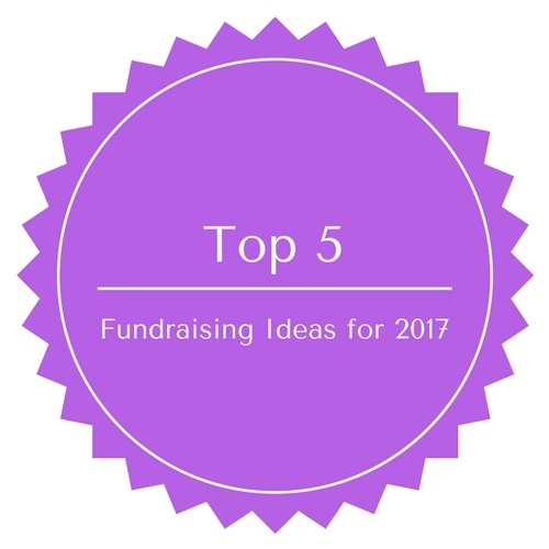 What are the top fundraising ideas for 2017 | Fundraising Mums