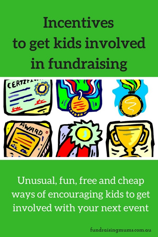 Unusual, fun and free ways to encourage kids to get involved with fundraising | Fundraising Mums