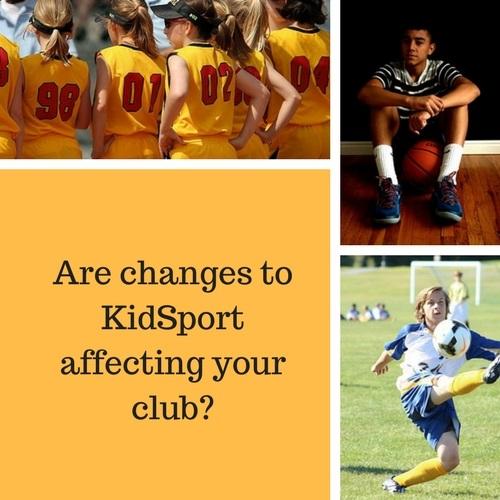 Are changes to KidSport funding affecting your club? Fundraising Mums