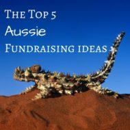 Top 5 Aussie Fundraisers