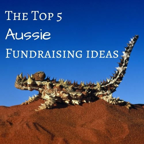 The Top 5 Aussie Fundraising Ideas | Fundraising Mums