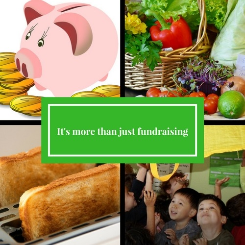 P&Cs - We do more than just fundraising | Fundraising Mums