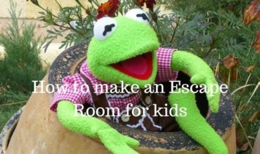 How to Make An Escape Room for Kids