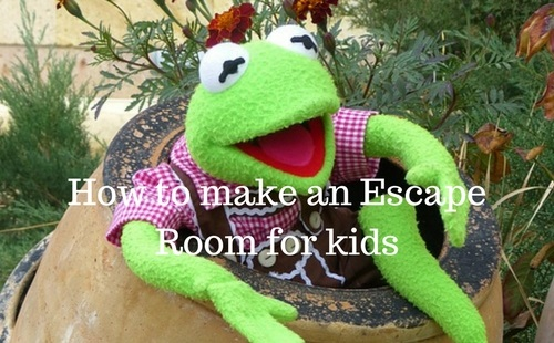 How To Make An Escape Room For Kids Fundraising Mums