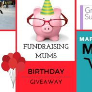 Fundraising Mums is Turning 2 and You Get the Presents