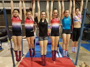 Jolly Soles Eyre Gymnastics Fundraiser