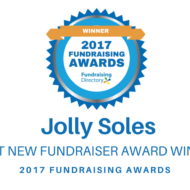 Jolly Soles – A Step in the Right Direction
