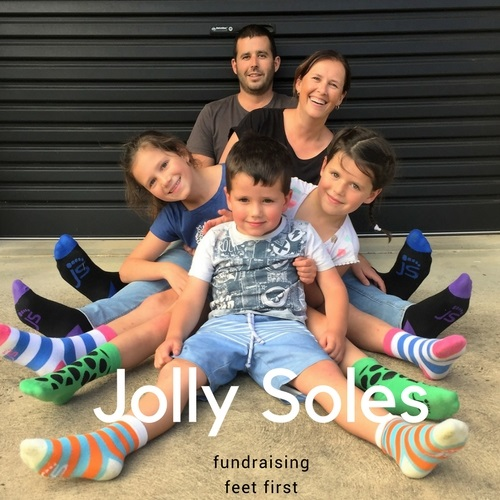 Jolly Soles Fundraising Review | Fundraising Mums
