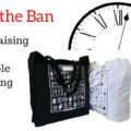 Beat the ban on disposable plastic bags with a reusable shopping bag fundraiser