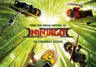 Lego NINJAGO Movie Tickets Giveaway