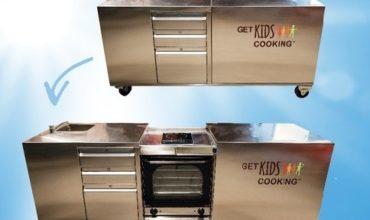 The Kitchen Kart – mobile teaching kitchen