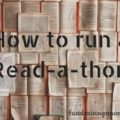 How to run a DIY read-a-thon