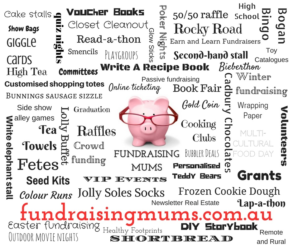 Fundraising Mums Has One of the Biggest Range of Fundraising Ideas in Australia
