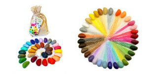 Crayon Rocks - perfect for little hands