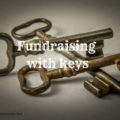 Fundraising with keys