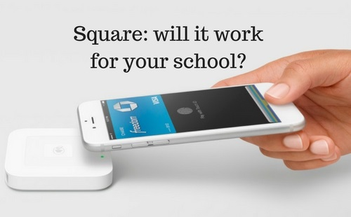 Square credit card processing system - will it work for your school or fete?