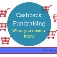 Cashback Fundraising – What you need to know