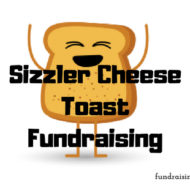 Sizzler Cheese Toast Stall Fundraiser