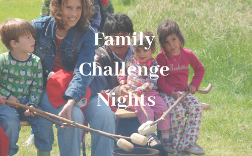 How to run a Family Challenge Night | Cheap and Easy Fundraising Idea | Fundraising Mums