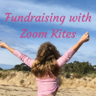Fundraising with Zoom Kites