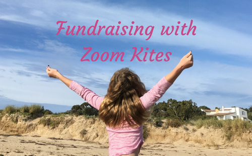 Run an event with Zoom Kites a healthy and profitable fundraiser in Australia | Fundraising Mums