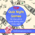 Top Quiz Night Games to raise extra money | Fundraising Mums