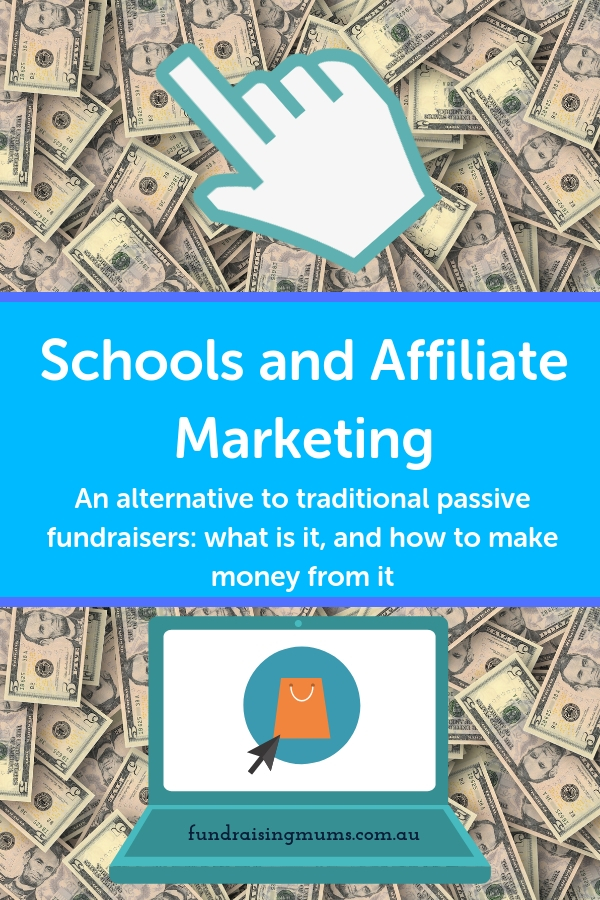 How schools can make money from affiliate marketing | Fundraising Mums