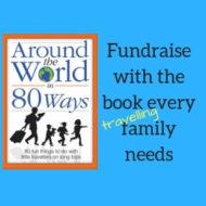 Around The World in 80 Ways – Travel Book Fundraiser