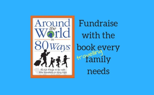 Fundraise with the book every family needs