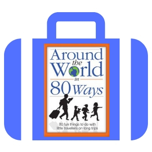 Fundraise with Around the World in 80 Ways