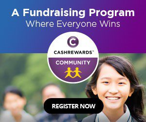 Cash Rewards Community - a fundraising program where everyone wins
