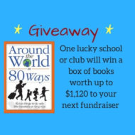 Giveaway for schools and individuals – travel book from award-winning writer