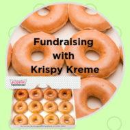 Fundraising with Krispy Kreme